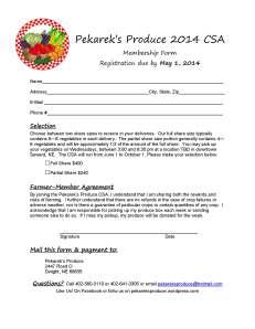 PekareksProduce CSA Signup_2014
