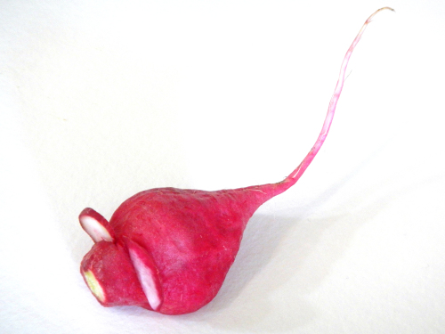 Radish Mouse