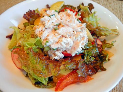 Tuna and Lettuce Salad